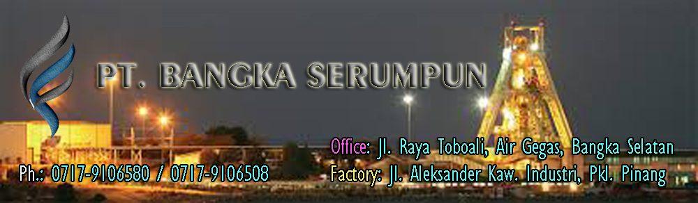 PT. Bangka Serumpun